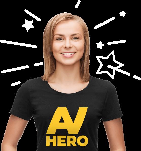 I am an AV Hero