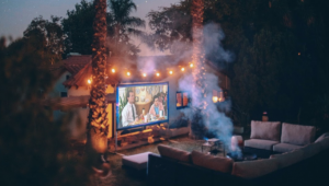 experience your outdoor theater